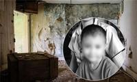 Hiện trường nhà hoang nơi bé trai bị giam giữ 2 ngày