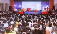 Tỉnh đoàn Nghệ An mang 'Đêm thu cổ tích' đến trẻ em nghèo
