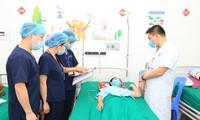 Truyền 6 lít máu cứu sản phụ bị băng huyết sau sinh