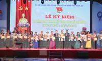 Tỉnh đoàn Nghệ An, Sóc Trăng, Hậu Giang kỷ niệm 90 năm ngày thành lập Đoàn