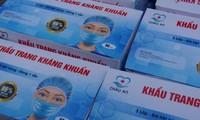 Hơn 60 ngàn khẩu trang y tế được phát hiện