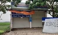 Tự ý đóng cửa, cửa hàng xăng dầu ở Nghệ An bị phạt 30 triệu đồng