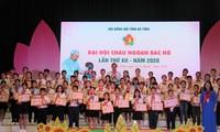 Đại hội Cháu ngoan Bác Hồ tuyên dương 184 đội viên, thiếu nhi tiêu biểu