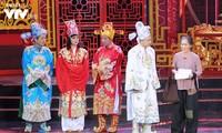 NSND Lan Hương Bông lần đầu tham gia Táo quân