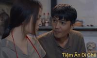 Dương Cẩm Lynh trong vai cô vợ hoang mang bị chồng cũ vừa ra tù làm phiền