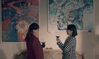 """Thu Trang và Bảo Thanh có màn đối đáp khá gắt trong """"Đôi mắt âm dương"""""""