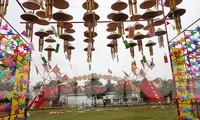Không gian vui và chụp ảnh ở Hoàng thành Thăng Long
