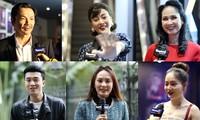Dàn nghệ sỹ chúc Tết độc giả báo Tiền Phong