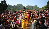 Giáo hội Phật giáo Việt Nam yêu cầu dừng lễ hội tại tất cả các chùa trên tooàn quốc