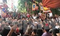 Lễ hội Phết Hiền Quan-một trong số lễ hội chưa khai mạc phải tạm dừng