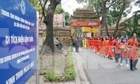 Hà Nội yêu cầu tạm dừng đón khách tại di tích, danh lam thắng cảnh