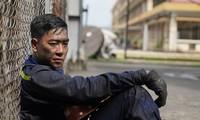 Diễn viên Phùng Cường trải nghiệm cuộc sống công nhân mỏ