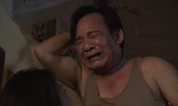 Ông Bá (Quang Tèo) lấy cái chết để dọa con gái