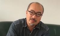 Họa sĩ Vi Kiến Thành giữ chức Cục trưởng Cục Điện ảnh từ 1/3