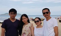 NSND Trung Anh nhắn con về Việt Nam cách ly có trách nhiệm