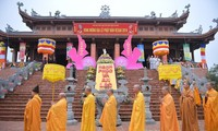 Giáo hội Phật giáo Việt Nam khuyến cáo không tụ tập đông người mừng đại lễ Phật đản