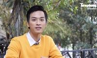 """Không còn bóng dáng thầy giáo Ngạn, Trần Nghĩa vào vai Nhân khác lạ trong """"Nhà trọ Balanha"""""""