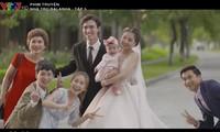 Bịa chuyện thành thật, Lâm và Hân phải đám cưới