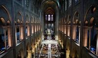 Cộng đồng bang Nordrhein-Westfalen quyên góp 450 nghìn euro ủng hộ Pháp dựng lại nhà thờ Đức Bà