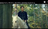 """Lee Min Ho và bạn diễn đặc biệt trong """"Quân vương bất diệt"""""""