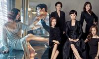 """""""Thế giới hôn nhân"""" xô đổ kỷ lục rating của """"Lâu đài tham vọng"""" trở thành phim rating cao nhất lịch sử Hàn Quốc"""