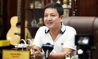 NSƯT Chí Trung, Giám đốc Nhà hát Tuổi trẻ chia sẻ về kế hoạch hoạt động trở lại sau giãn cách xã hội