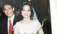 NSƯT Phú Đôn vừa nghỉ hưu sau hơn 40 năm cống hiến cho Nhà hát Kịch Việt Nam. Ảnh: NGUYÊN KHÁNH