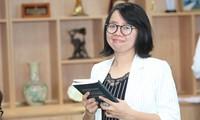 """Tác giả Huỳnh Mai Liên ra mắt """"Biển là trẻ con"""" phiên bản 2020"""