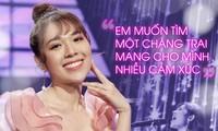 Nữ diễn viên, ca sĩ Kiều Oanh muốn tìm người khiến cô cười