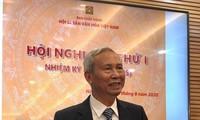 PGS.TS. Đỗ Văn Trụ trở thành Chủ tịch Hội Di sản Văn hóa nhiệm kỳ IV