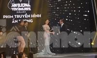 """""""Hoa hồng trên ngực trái"""" thắng lớn tại VTV Awards 2020. Ảnh: HOÀNG MẠNH THẮNG"""
