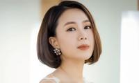 Hồng Diễm hi sinh mái tóc dài cho nhân vật trong phim mới