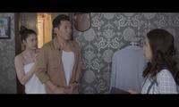 Phương (Trương Quỳnh Anh) bị mẹ chồng tương lai bắt gặp trong tình cảnh nhạy cảm