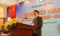 NSND Đặng Xuân Hải tiếp tục đảm nhiệm vai trò Chủ tịch Hội Điện ảnh trong thời gian chuyển giao