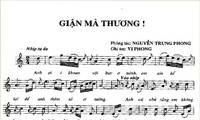 """Nhiều người không biết tác giả """"Giận mà thương"""" là của nhà soạn kịch Nguyễn Trung Phong"""