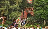 Bộ trưởng Văn hóa, Thể thao và Du lịch công nhận Khu Du lịch Quốc gia Đền Hùng