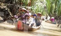 Bến Tre-Trà Vinh liên kết tua sông nước