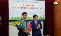 NSƯT Xuân Bắc chính thức trở thành Giám đốc Nhà hát Kịch Việt Nam
