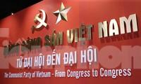 Trưng bày chuyên đề về 12 kỳ Đại hội Đảng, hướng tới Đại hội thứ XIII của Đảng