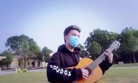 Minh Vương thực hiện MV ngay trong thời gian cách ly