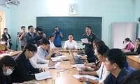 Huyện Quốc Oai thành lập đoàn thanh tra liên ngành thanh tra toàn diện lại sự việc.
