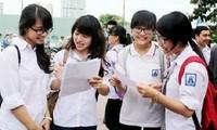 Điểm chuẩn lớp 10 các trường THPT Chuyên Hà Nội