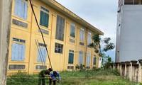 Một học sinh lớp 2 bị điện giật tử vong ở trường học