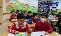 Bộ Y tế cho rằng, không cần đeo khẩu trang khi học sinh đi học trở lại