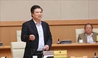 Thứ trưởng Bộ Giáo dục và Đào tạo Nguyễn Hữu Độ. Ảnh: Doãn Tấn/TTXVN