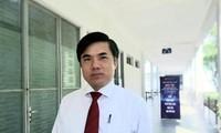 Ông Bùi Văn Linh, Vụ trưởng Vụ Giáo dục Chính trị và Công tác học sinh, sinh viên (Bộ GD&ĐT)