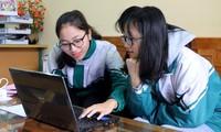 Học sinh Yên Bái đi học trở lại từ 23/4.