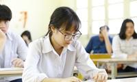 Bài thi tổ hợp kỳ thi tốt nghiệp THPT 2020 sẽ giảm câu hỏi, giảm thời gian làm bài.