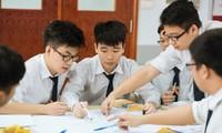 Ngoài điểm số, học sinh THCS-THPT sẽ được đánh giá bằng nhận xét