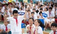 Bộ GD&ĐT cân nhắc lùi thời gian tựu trường năm học mới.